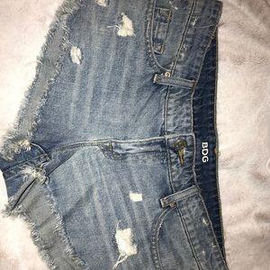 Urban Outfitters Denim BDG shorts
